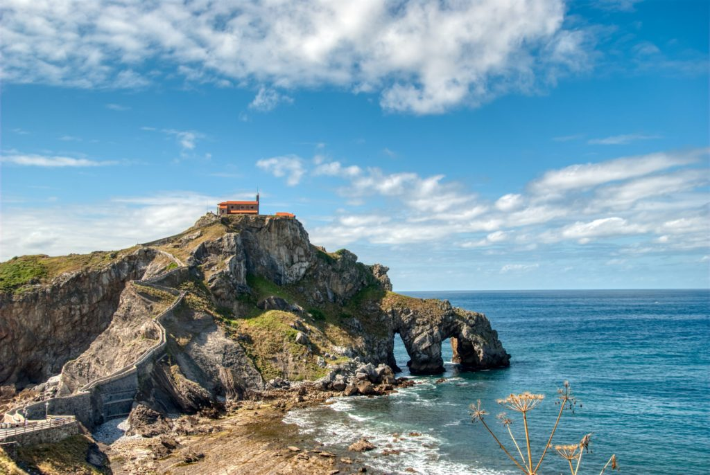 real-life location from the fantasy movie Game of Thrones