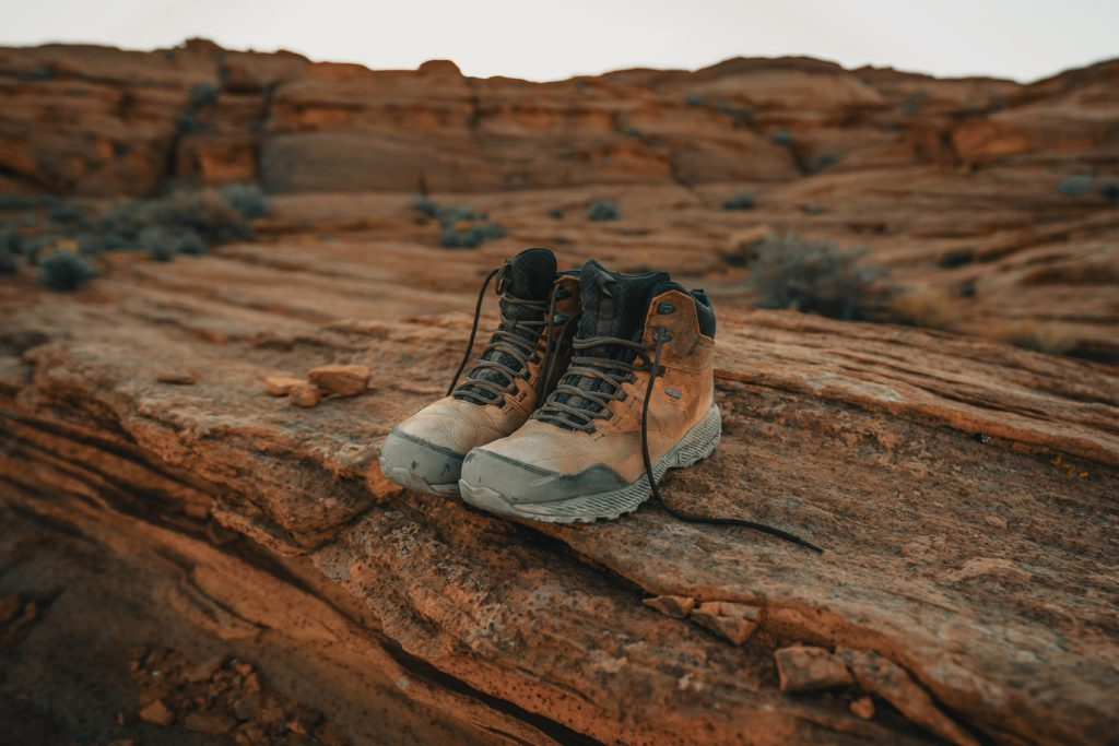 Hiking boots: travel must-have to include on your next trip checklist