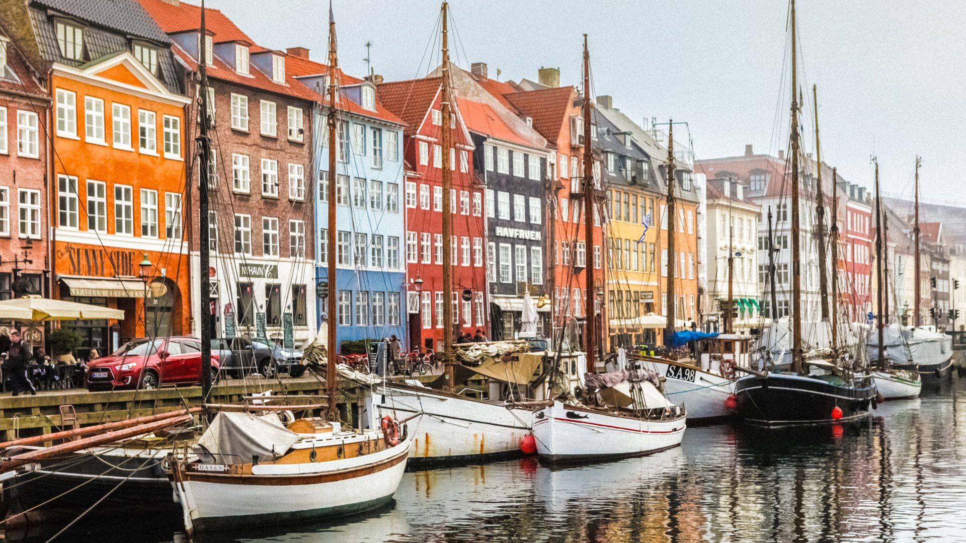 Stopover in Copenhagen