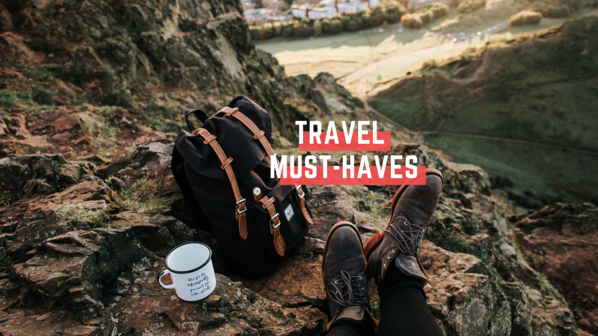 11 Travel Must-Haves You'll Include on Your Next Trip Checklist