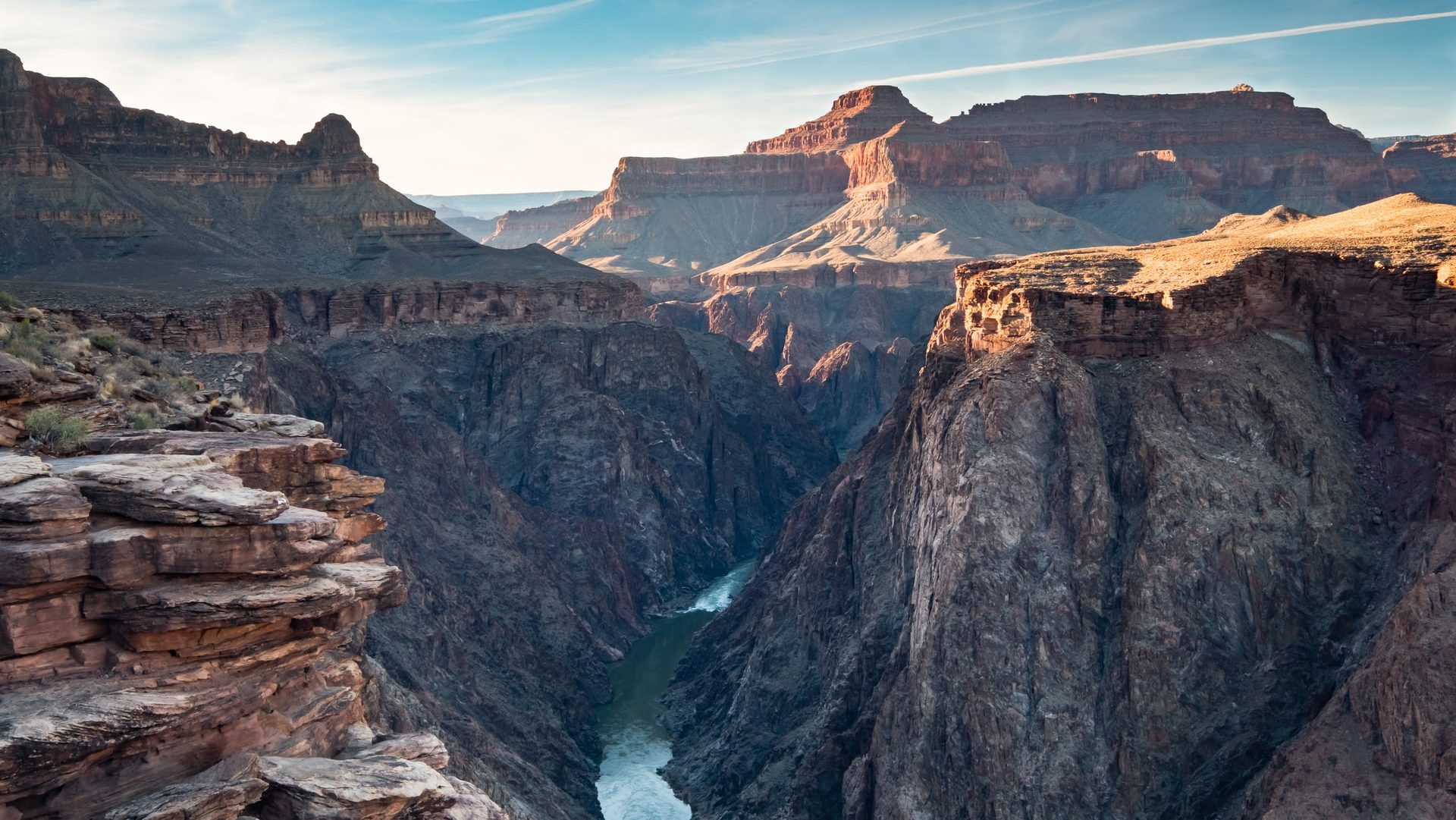 The Grand Canyon is the most famous natural wonder in the U.S.