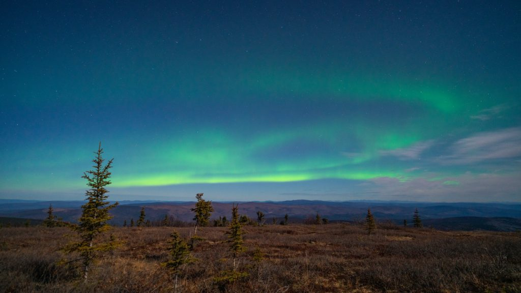 The Northern Lights in Alaska will inspire you to visit even more natural wonders in the United States