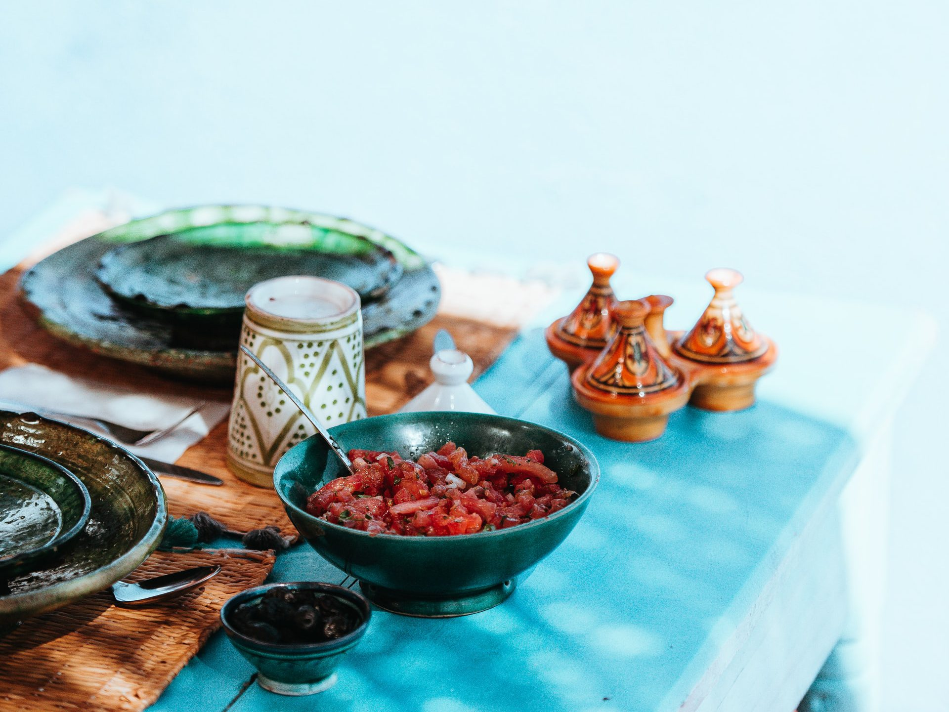 Morocco is a perfect place for starting your adventure with delicious cuisine