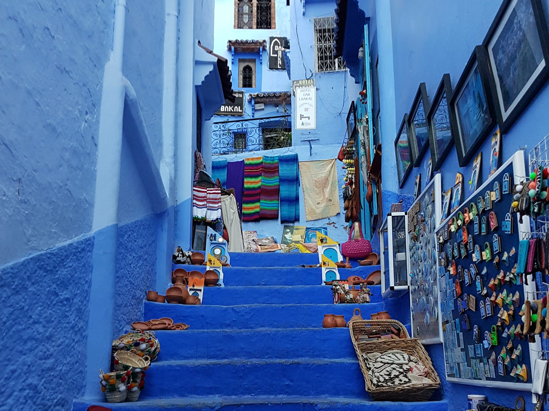 Try adding Morocco to the list of the countries you want to visit