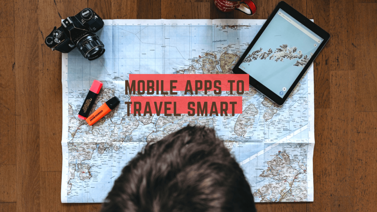 mobile apps to travel like a pro