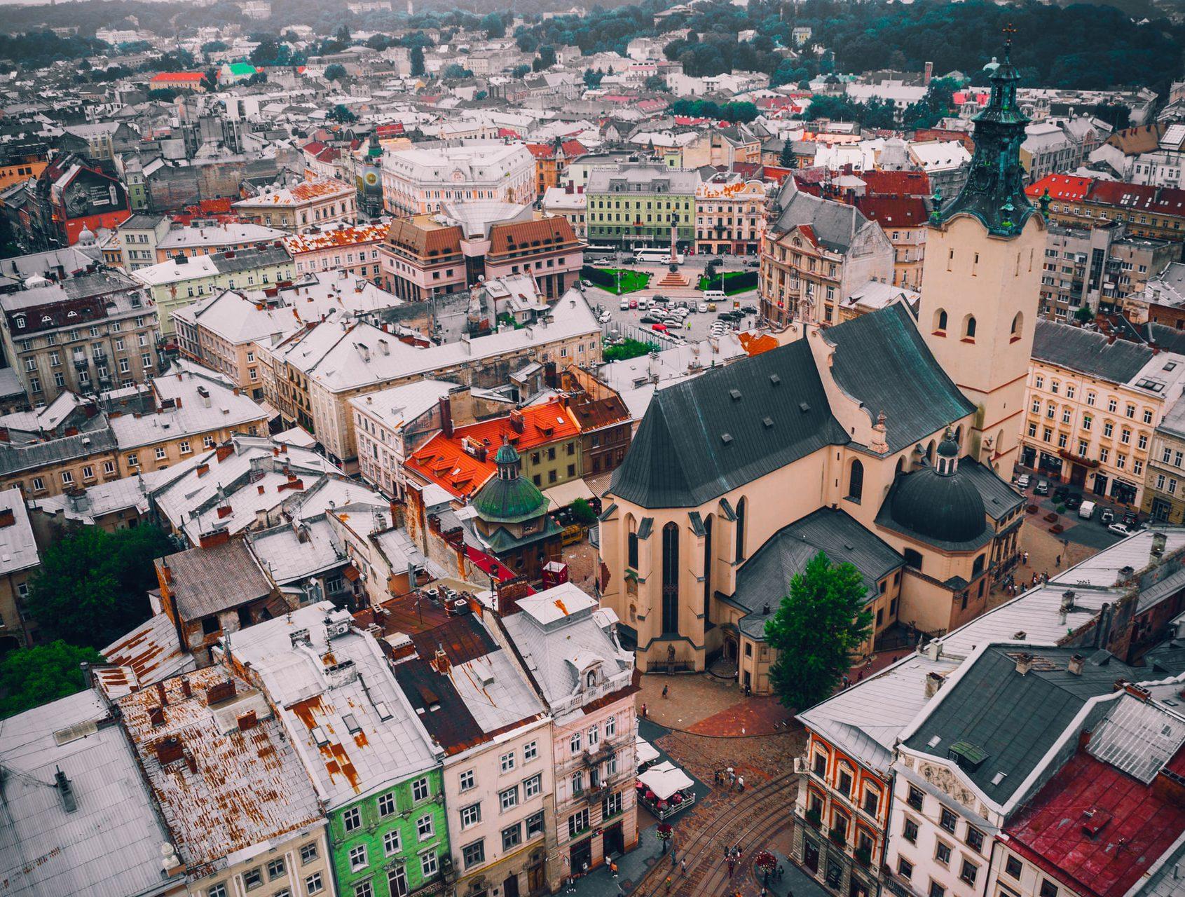 Lviv city