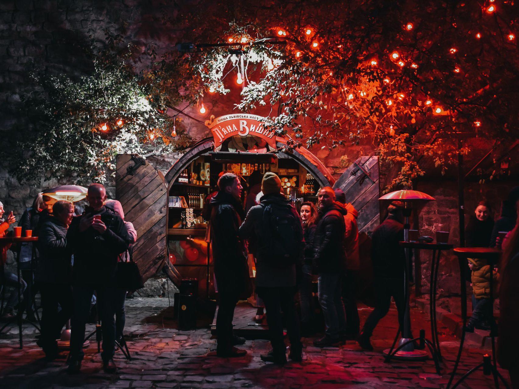 Lviv's restaurants