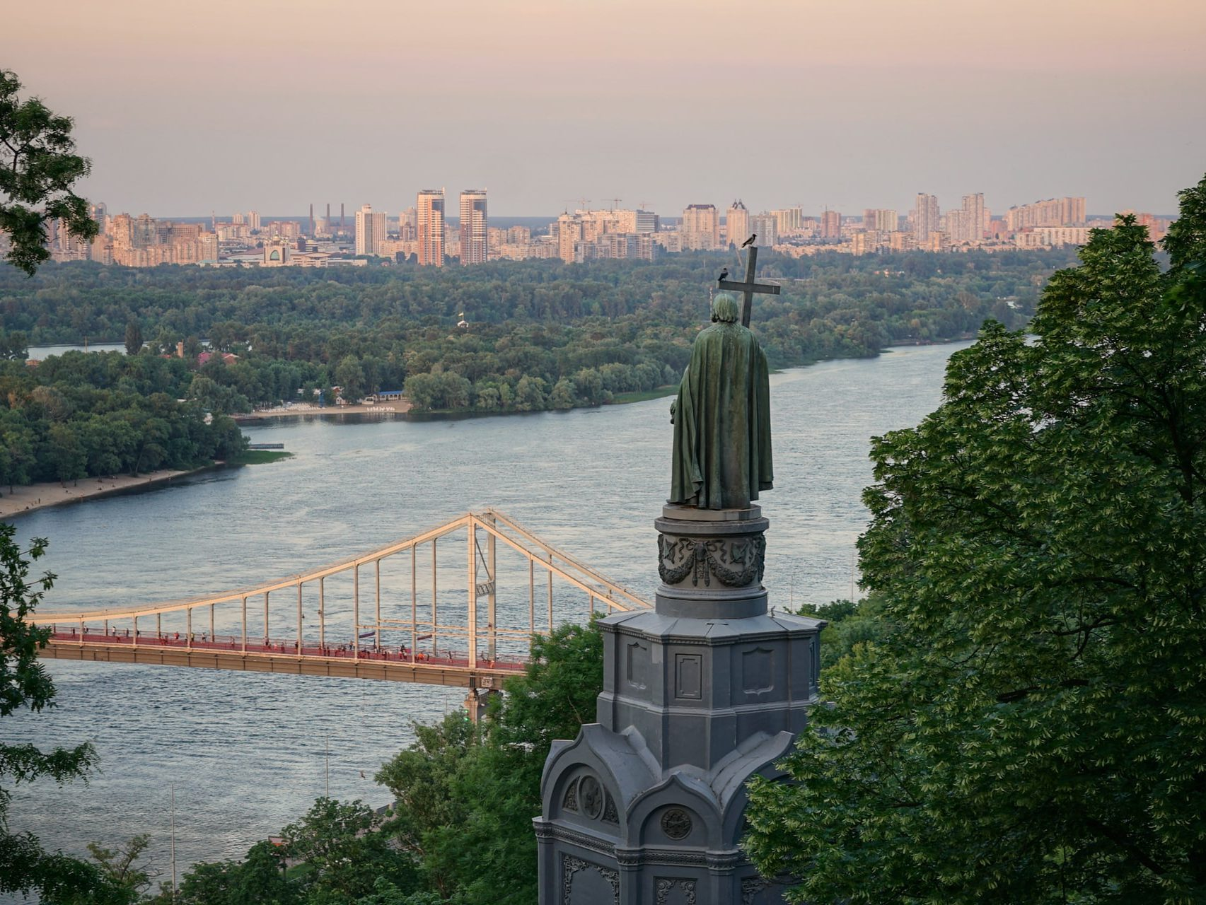 When you visit Ukraine, check out the capital city of Kyiv