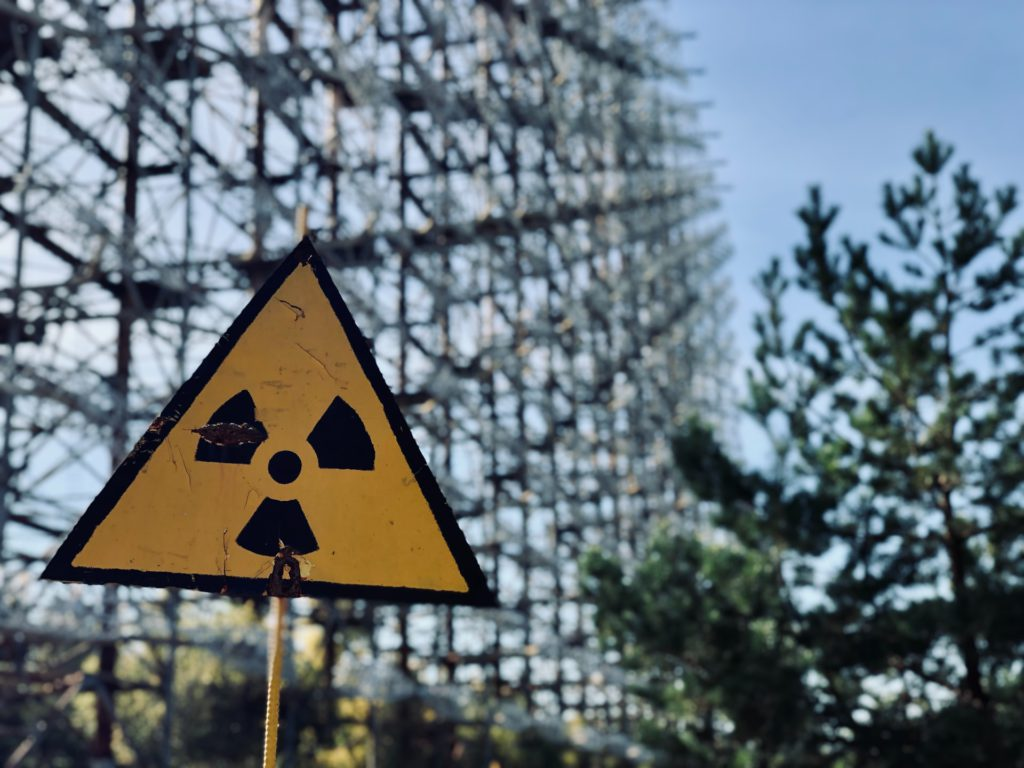 Chornobyl Exclusion Zone is a sad and yet unique place to see when you visit Ukraine